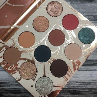 Mrs Q   Beauty: Dream St Kathleenlights X Colourpop Eyeshadow Pale...