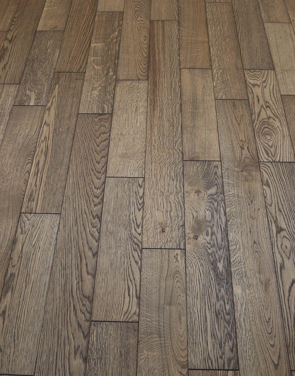 Aged Rustic Brown Oak Brushed Oiled Solid Wood Flooring Orangeandblackinteriors Woodflooring Carpet Laminate With Images Rustic Laminate Flooring Rustic Wood Floors