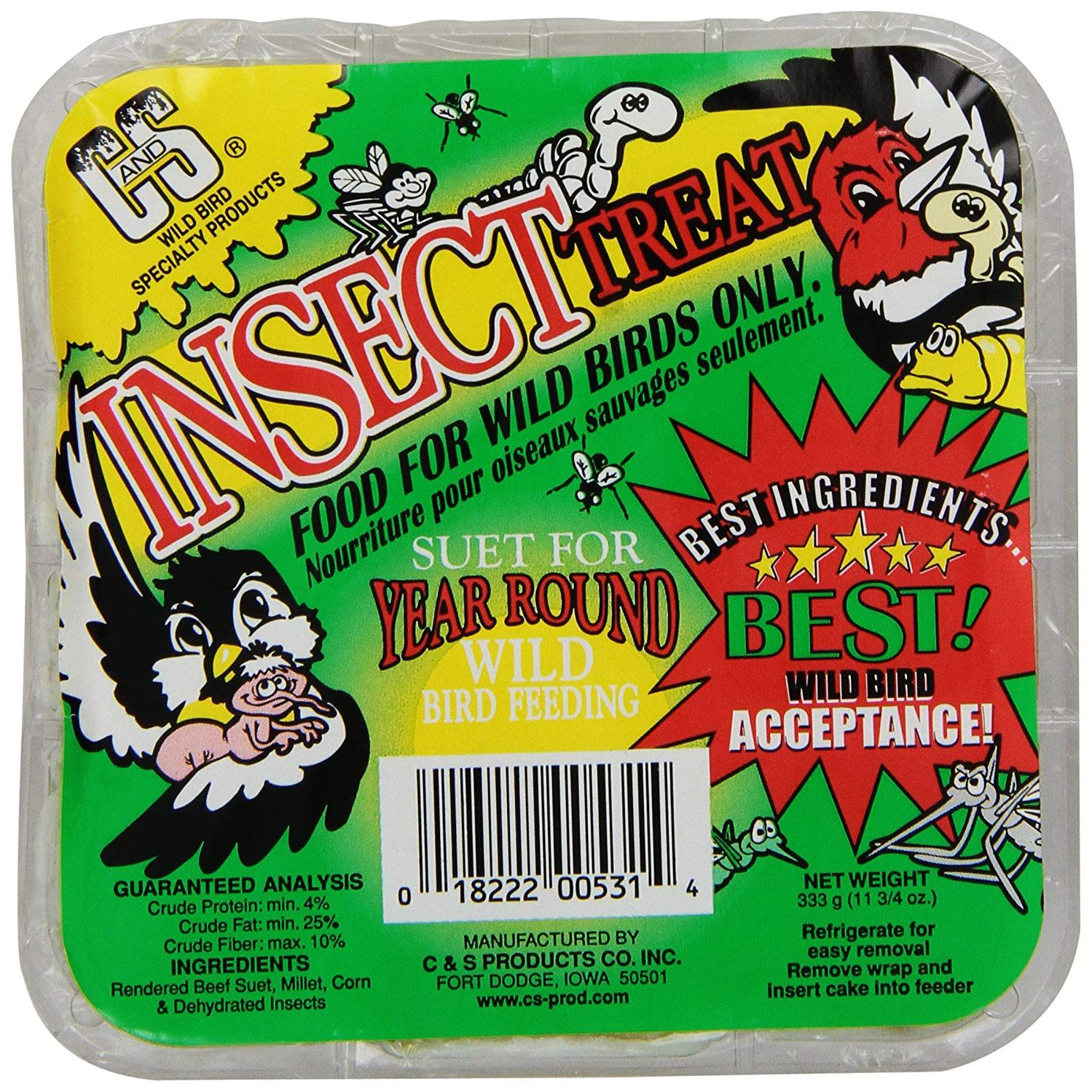 C and s products insect treat 12piece be sure to