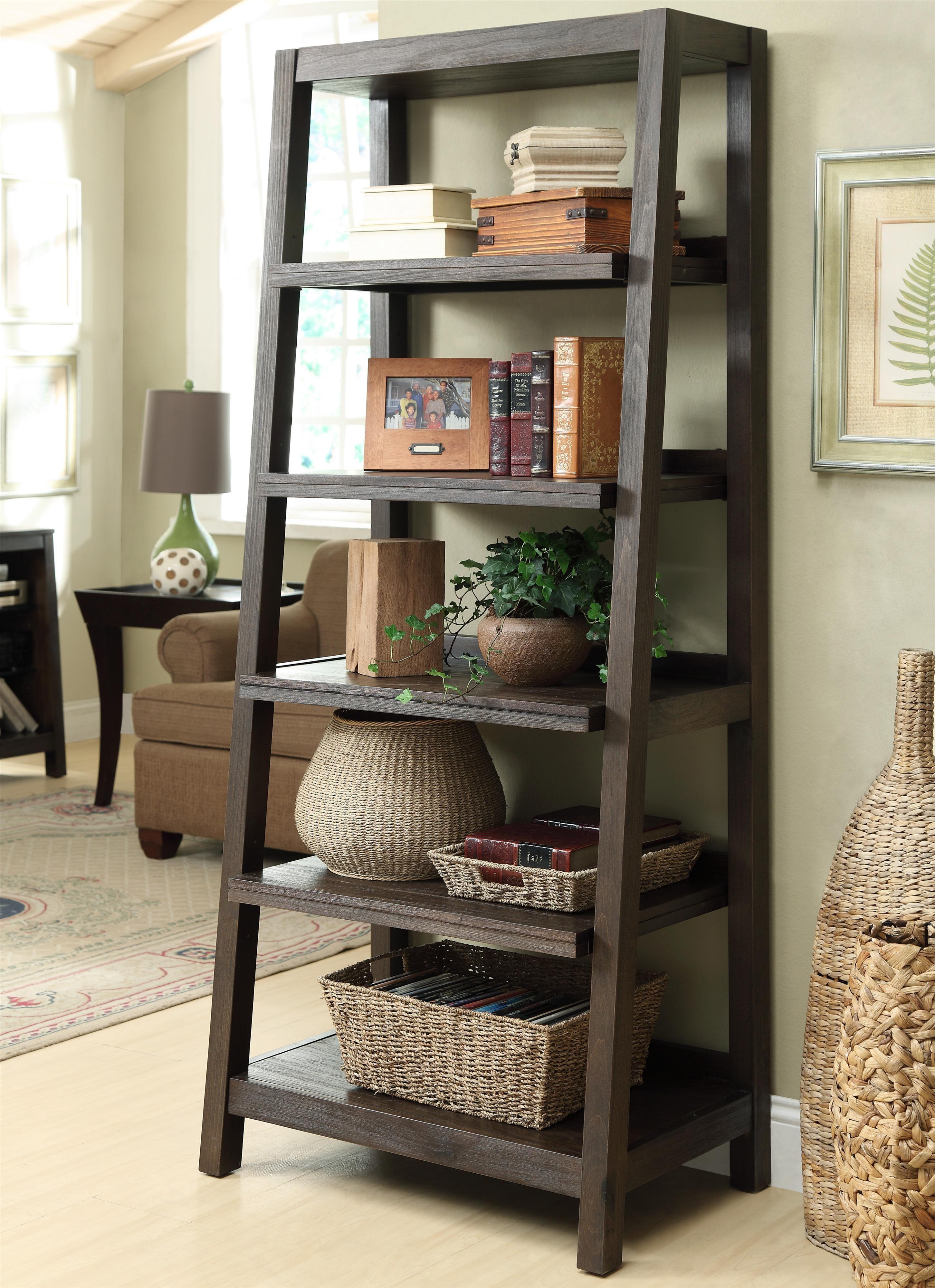 Image result for bookcase knick knacks