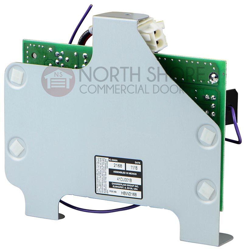 Liftmaster Chamberlain 41dj001 Garage Door Opener Circuit Logic