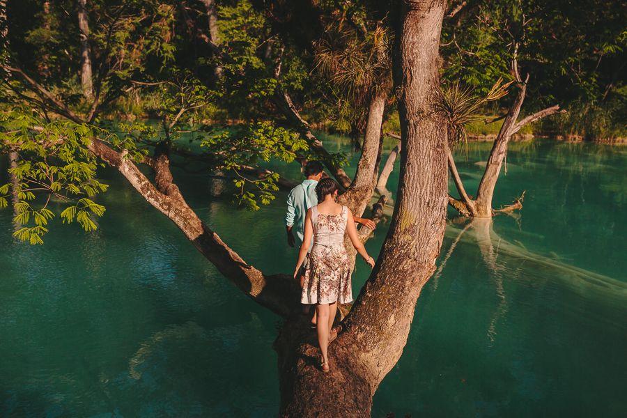 EstiloDF » ¡Duerme a la orilla del río en estos bungalows secretos!