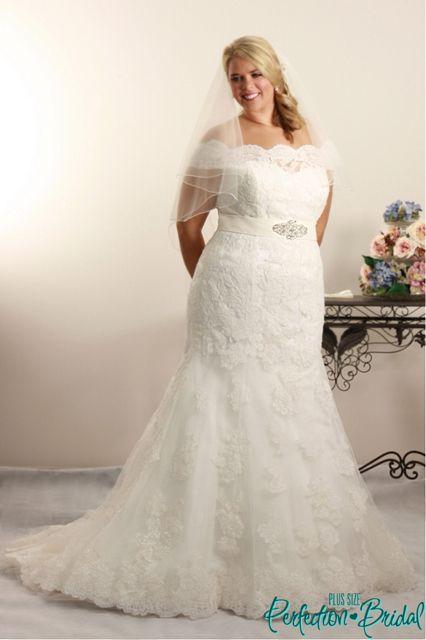 Plus size wedding dresses Melbourne - Bridal Gowns - Sizes 16 to 34 ...