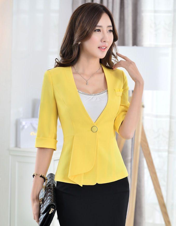 chaquetas formales para mujer manga larga - Buscar con Google  e5783c7e96c0