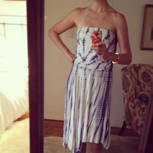 Dress by Young, Fabulous and Broke... <3 this Susan!