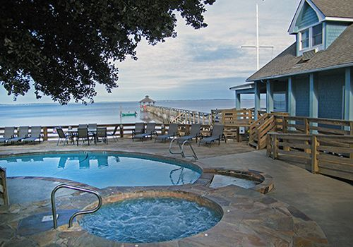 High Quality The Inn At Corolla Light   Nestled In The Seclusion Of Stately Water Oaks  And Tall Pines On The Historic Currituck Sound, The Inn At Corolla Light Is  Part ... Ideas