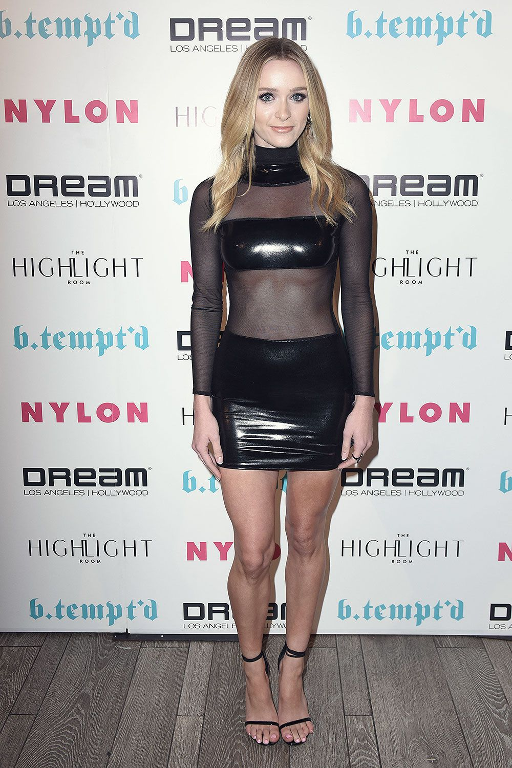 Greer Grammer attends NYLON\'s It Girl Party in Hollywood 10/12/17 ...