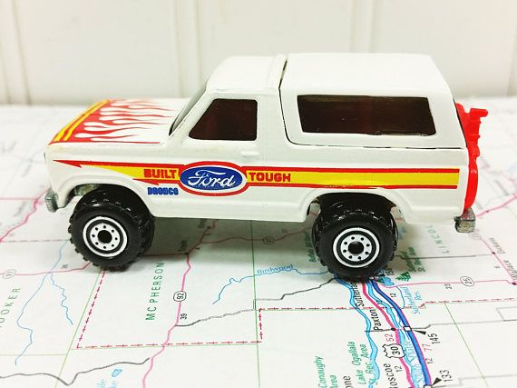 Custom Ford Bronco 291 Surf Up Lot Of 2 Hot Wheels Cars For Sale