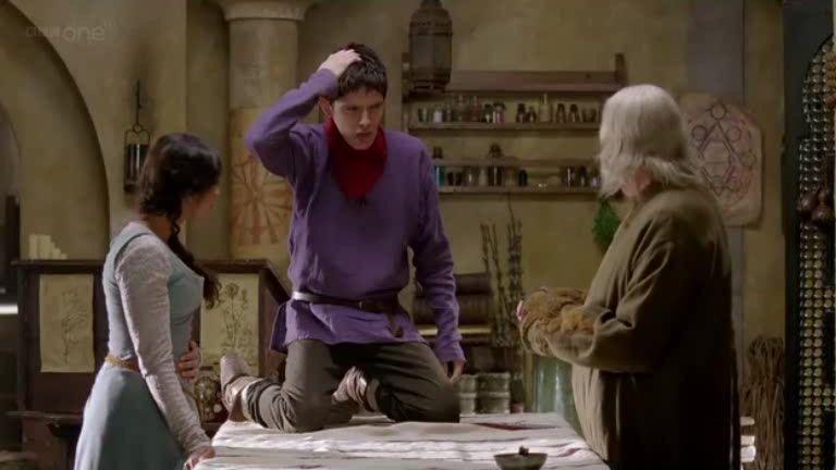 Merlin Season 4 Episode 6   Merlin