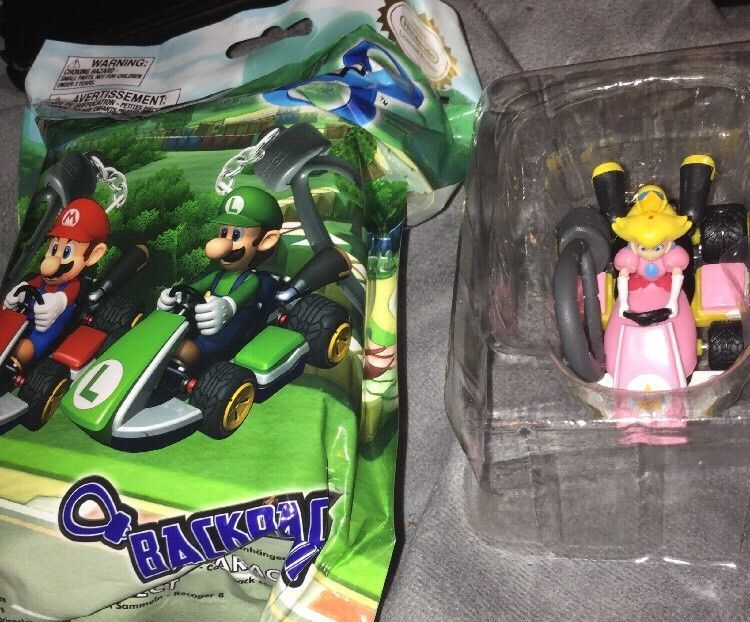 MarioKART 8 backpack buddies