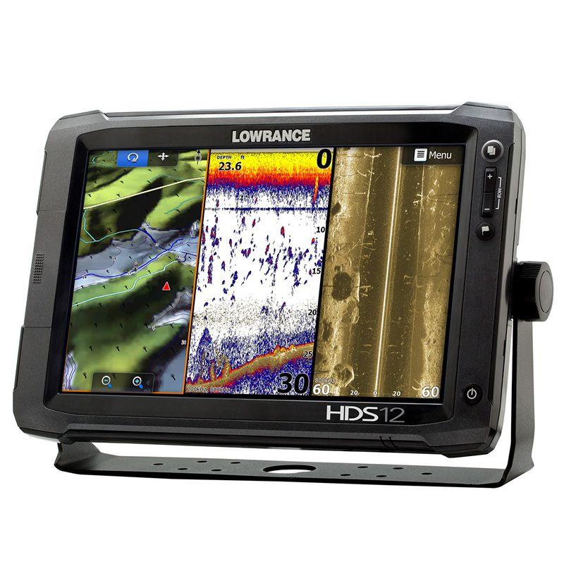 HDS12 Gen2 Touch Touchscreen Fishfinder / Chartplotter