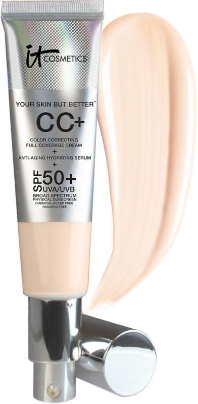 It Cosmetics Your Skin But Better Cc Cream With Spf 50 Fair Ulta Com Cosmetics Fragrance Salon And Beauty It Cosmetics Cc Cream Ulta It Cosmetics Cc Cream
