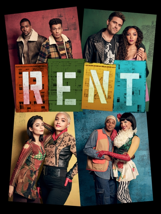 Rent Live At Playbill Performances January 27 2019 Cover Rent Musical Rent Theatre Kid