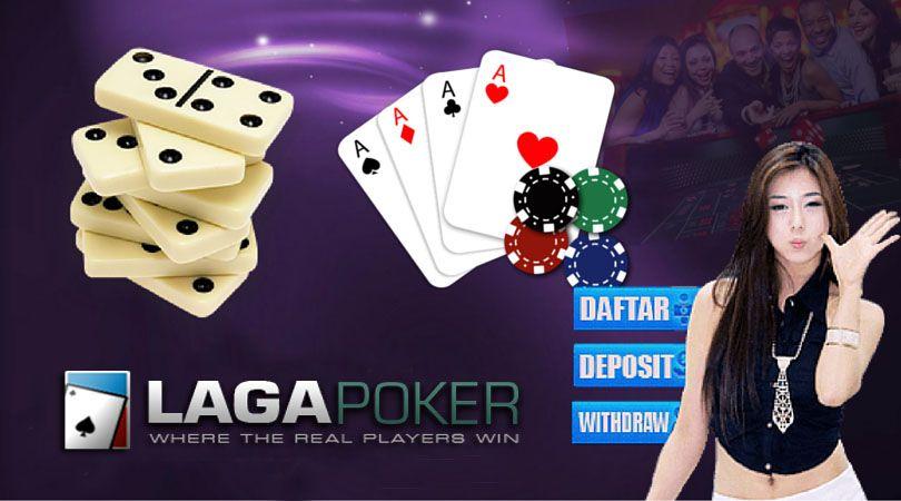 Lagapoker Agen Poker Online Resmi Indonesia 2019 Bandar Poker Idn Uang Asli Terbaik Dan Situs Domino Mudah Menang No Bot Bonus Freebet T Poker Game Mainan