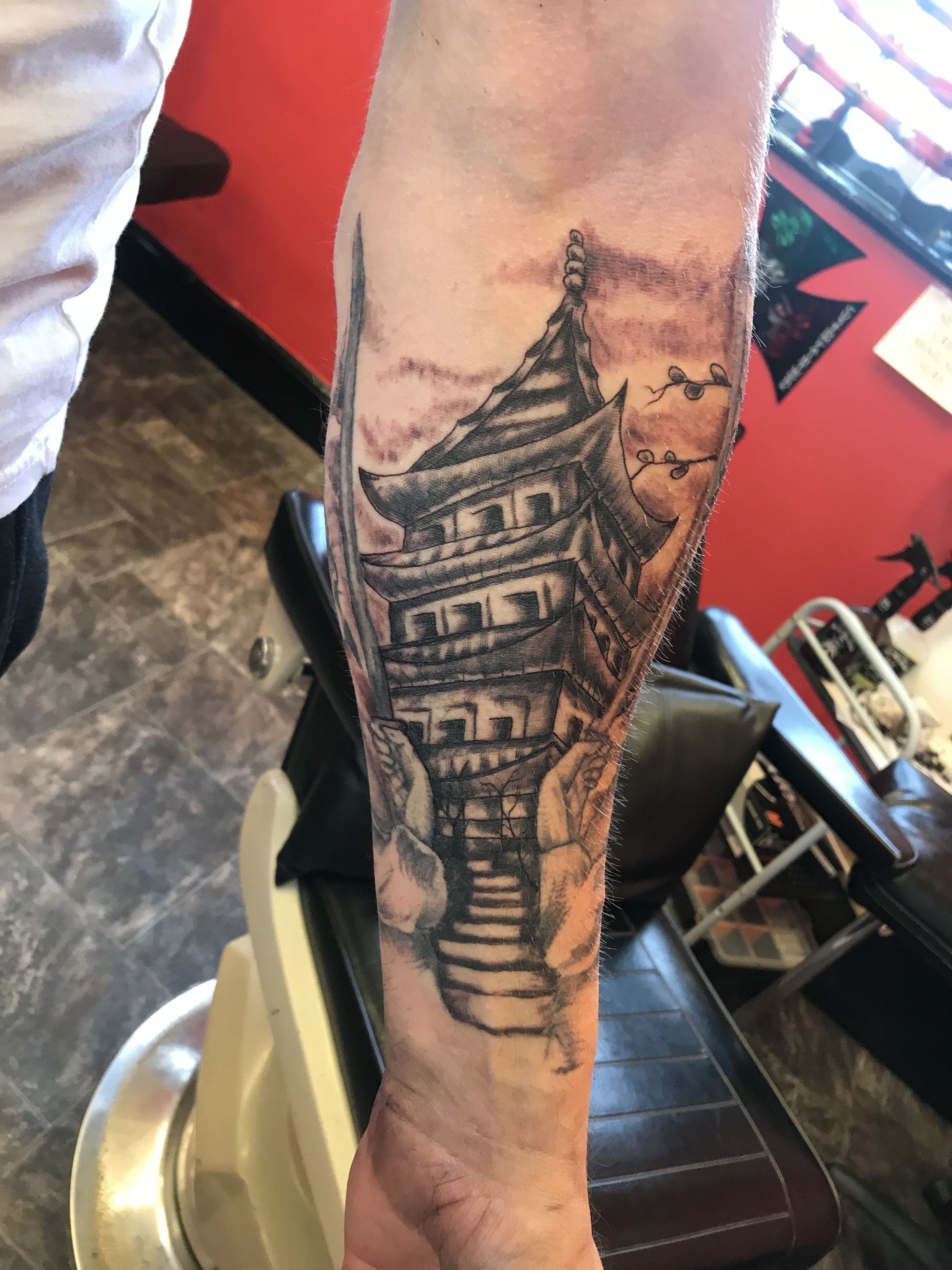 033991c29 Pin by Dave Richardson on Latest tattoos I've done | Pinterest | Latest  tattoos and Tattoos