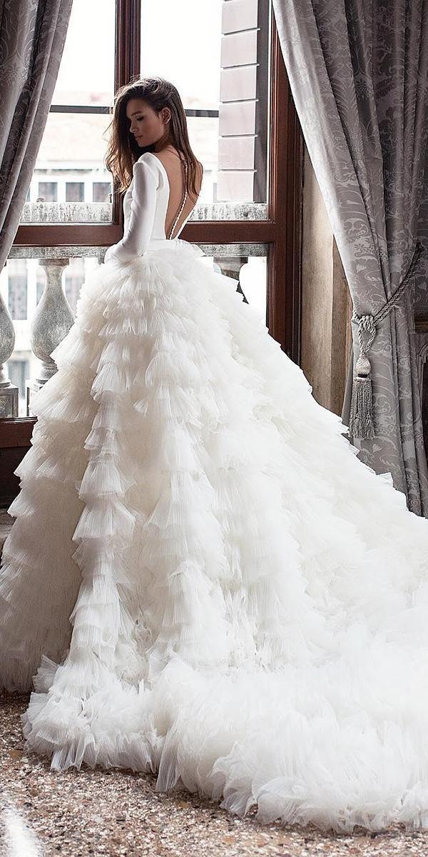 30 Ballkleid Brautkleider Fit für eine Königin, Ballkleid Brautkleider einfach…