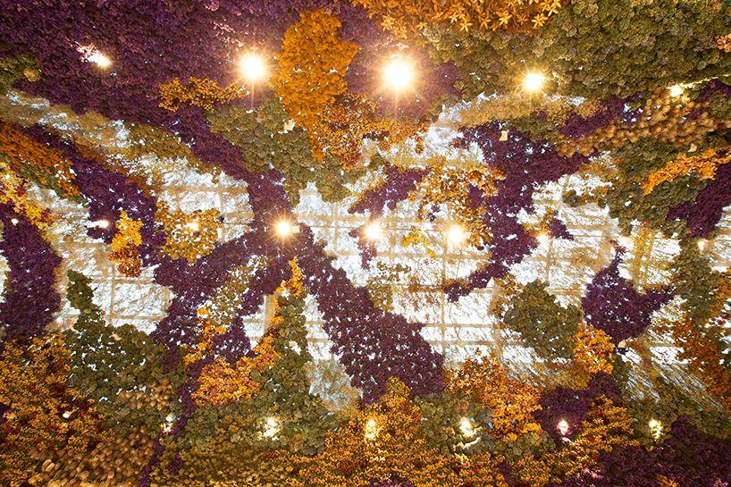 rebecca-louise-law-flower-canopy-eastland-melbourne-designboom- & rebecca-louise-law-flower-canopy-eastland-melbourne-designboom-07 ...