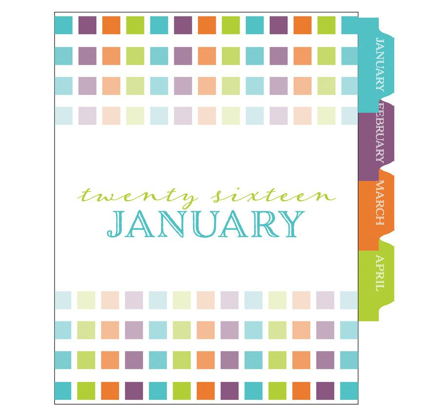 daily planner tabs all size printable planner tabs monthly tabs 8 5