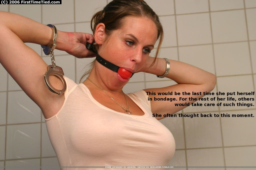 Captions self bondage