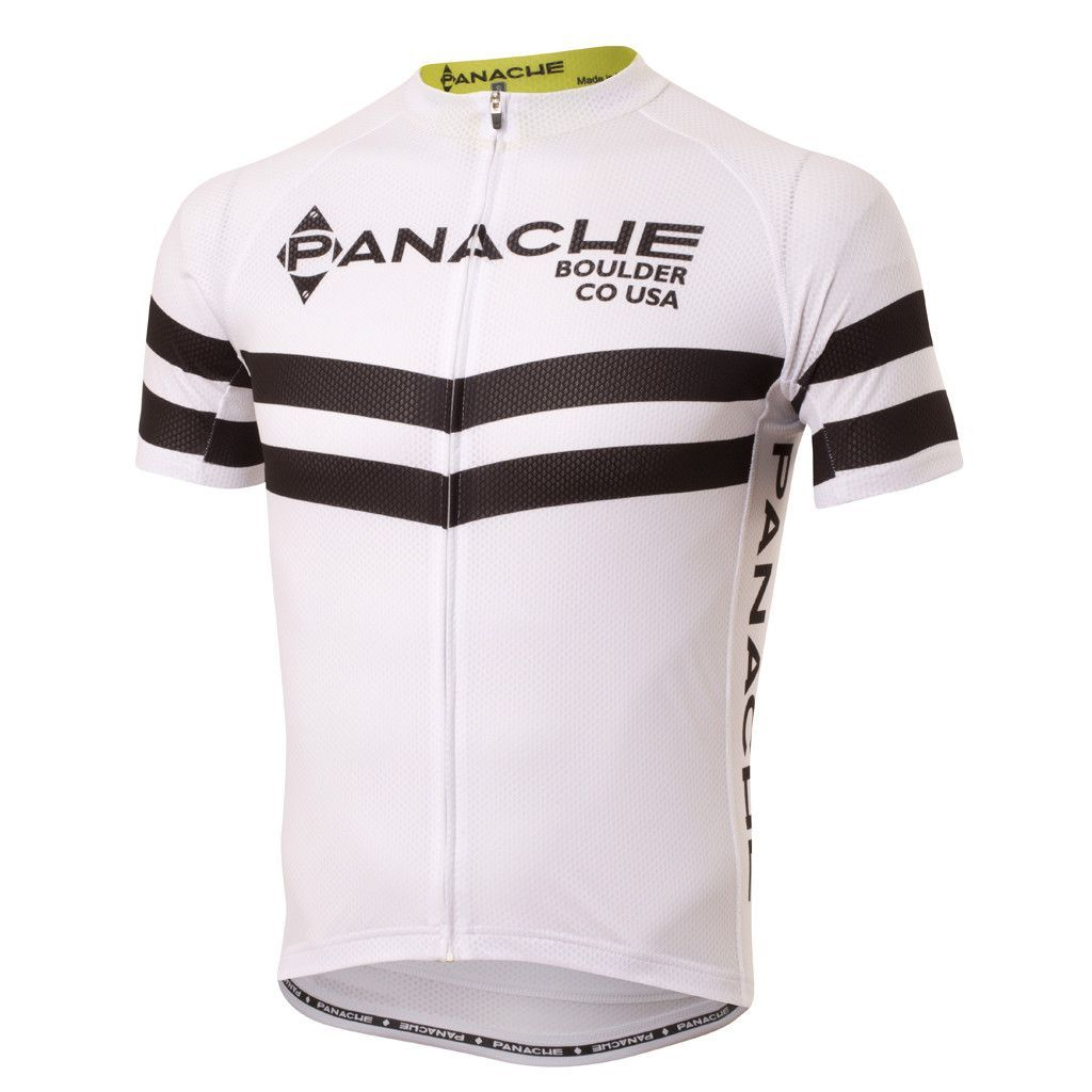 Built On Our Race Cycling Jersey Chassis With Classic Cuffs And
