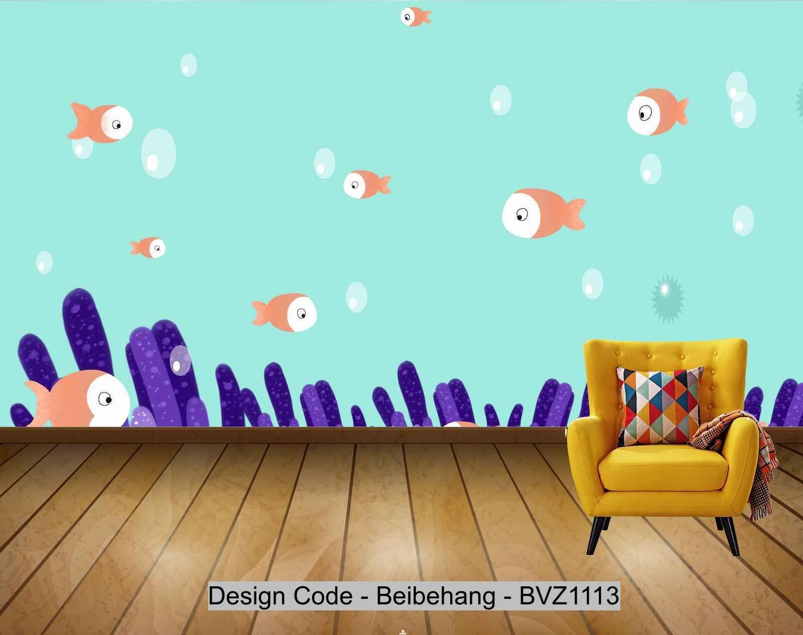 Pin On 3d Wallpaper For Kids Room 3d wallpaper designs for kids room