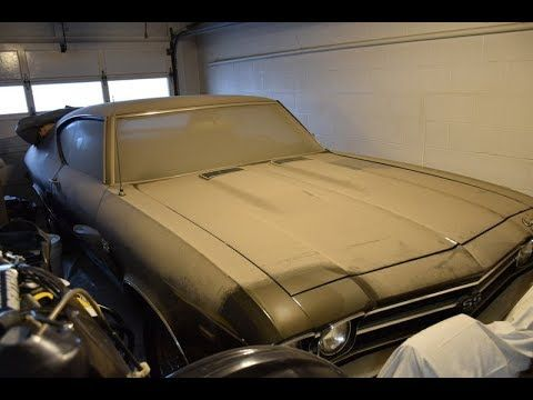 L89!!! EARTH MOVING 2,200 MILE 1969 SS396 CHEVELLE