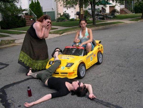 Car funny