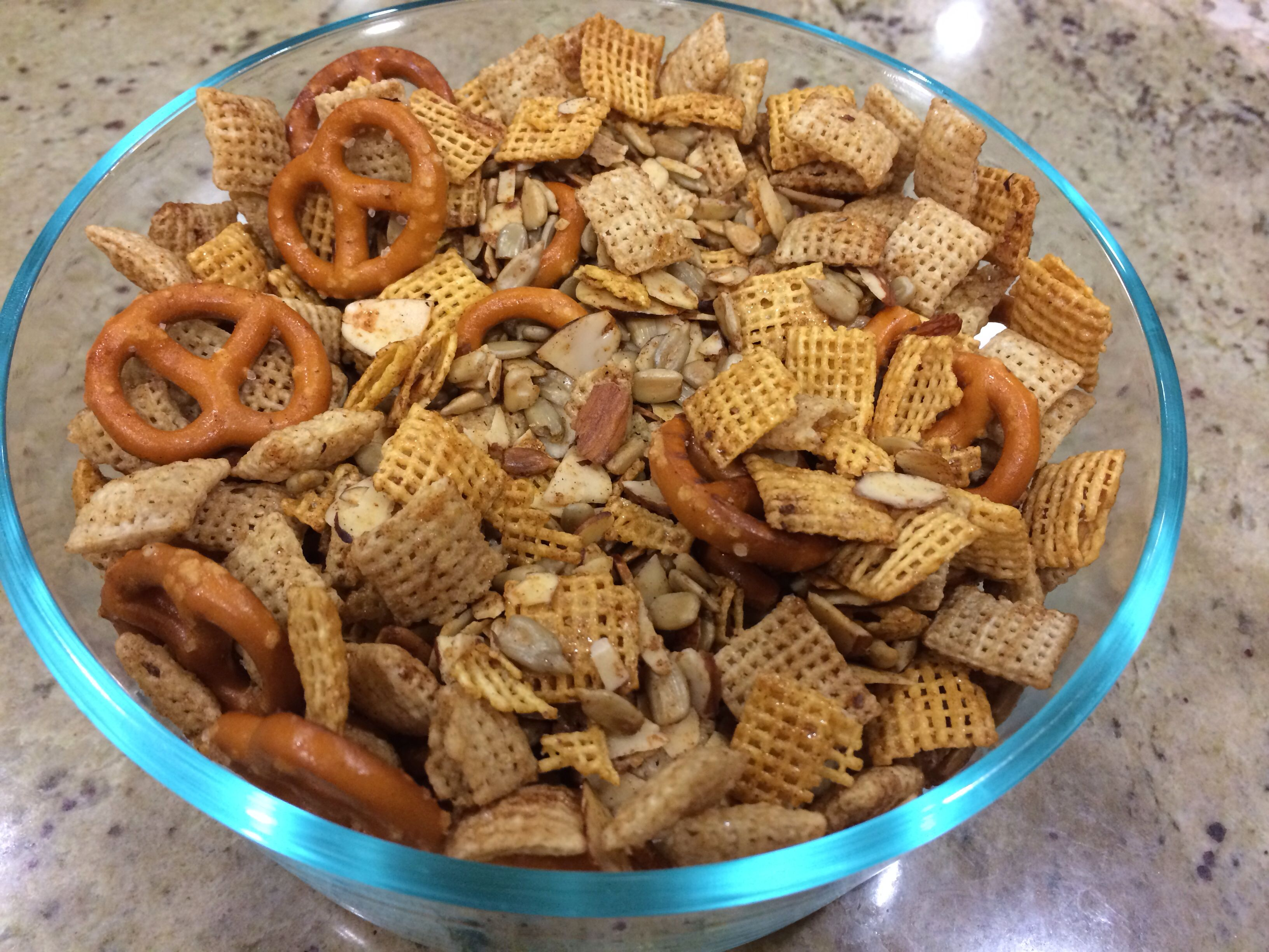 Mom's Crazy GlutenFree Chex Mix After searching for a