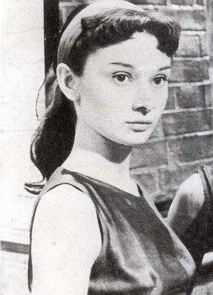 Audrey ...
