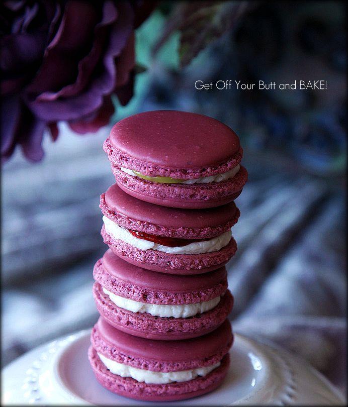 Raspberry Macaron Recipe Smitten Kitchen