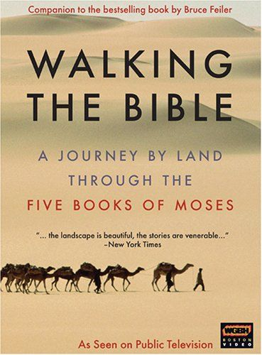 Walking the bible a journey by land through the five boo http walking the bible a journey by land through the five boo http fandeluxe Gallery