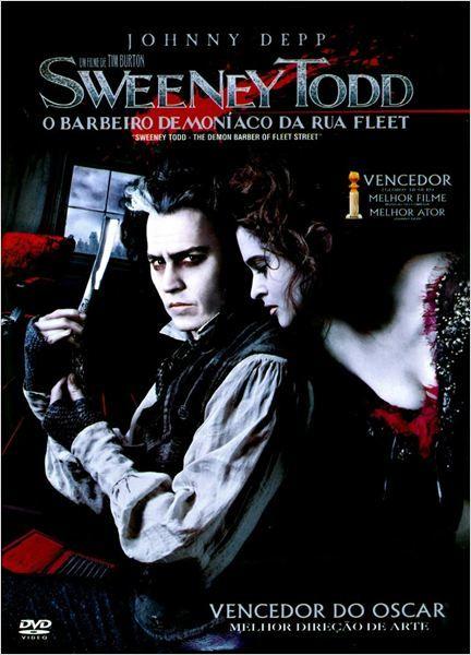 Sweeney Todd - O Barbeiro Demoníaco da Rua Fleet : Poster