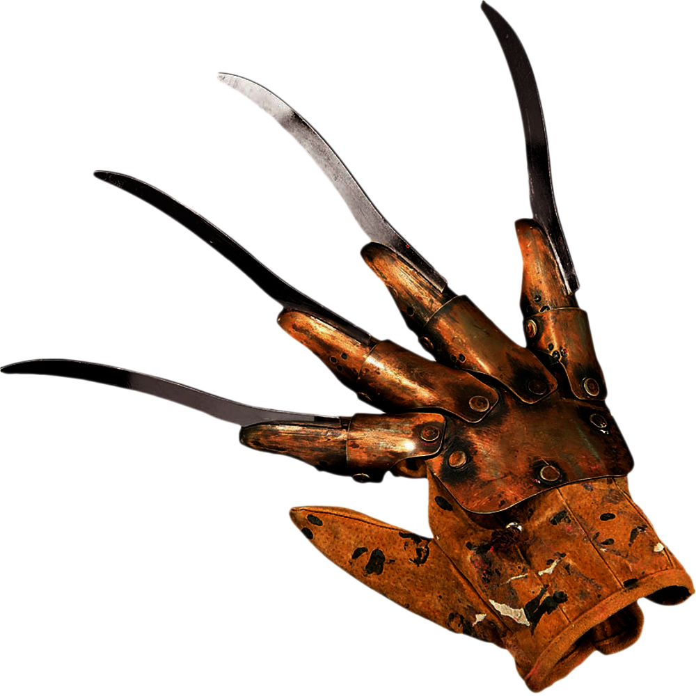 Pin By Bill Chauncey On A Nightmare On Elm Street Related Claw Gloves A Nightmare On Elm Street Metal Glove