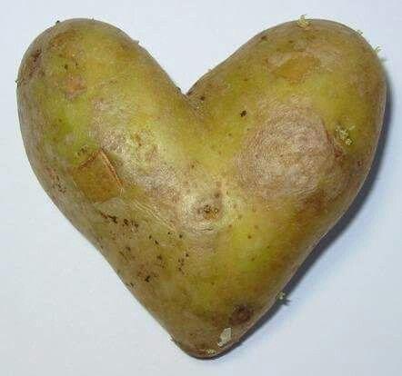 Lovely potato