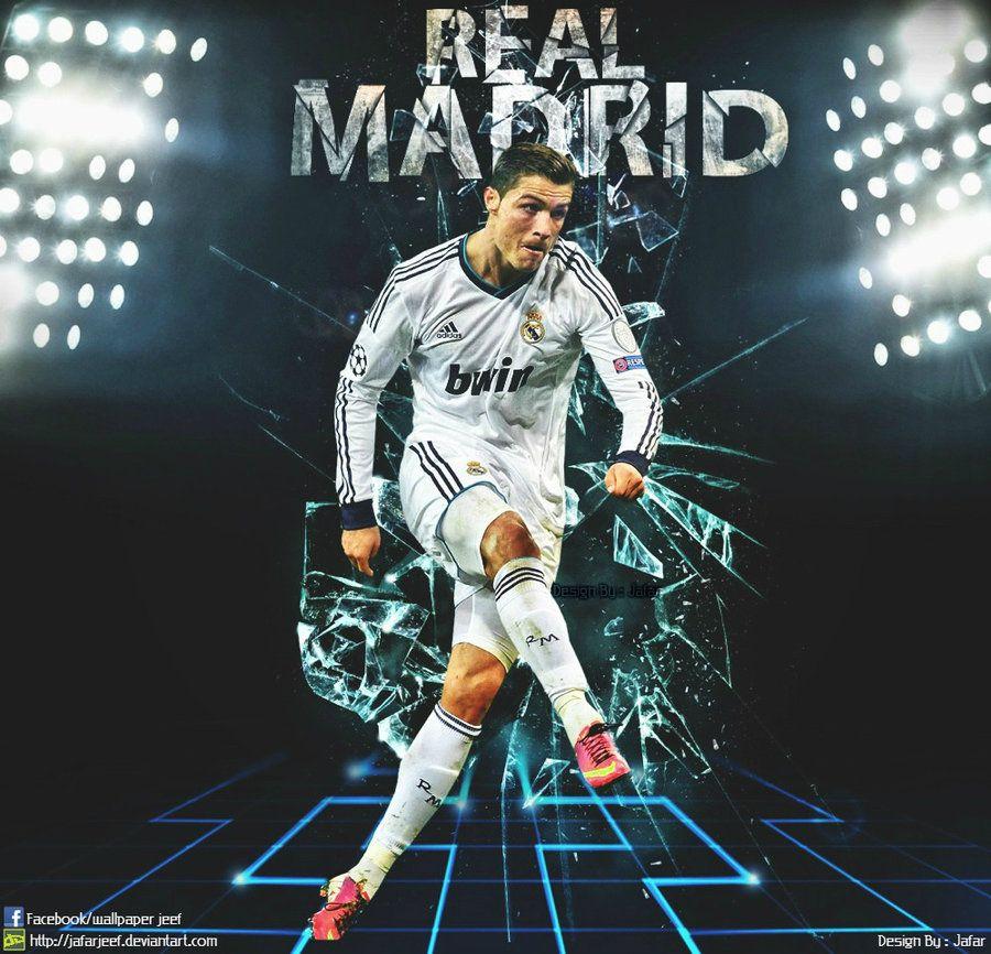 Real Madrid Cristiano Ronaldo Wallpaper WallpaperSafari Images