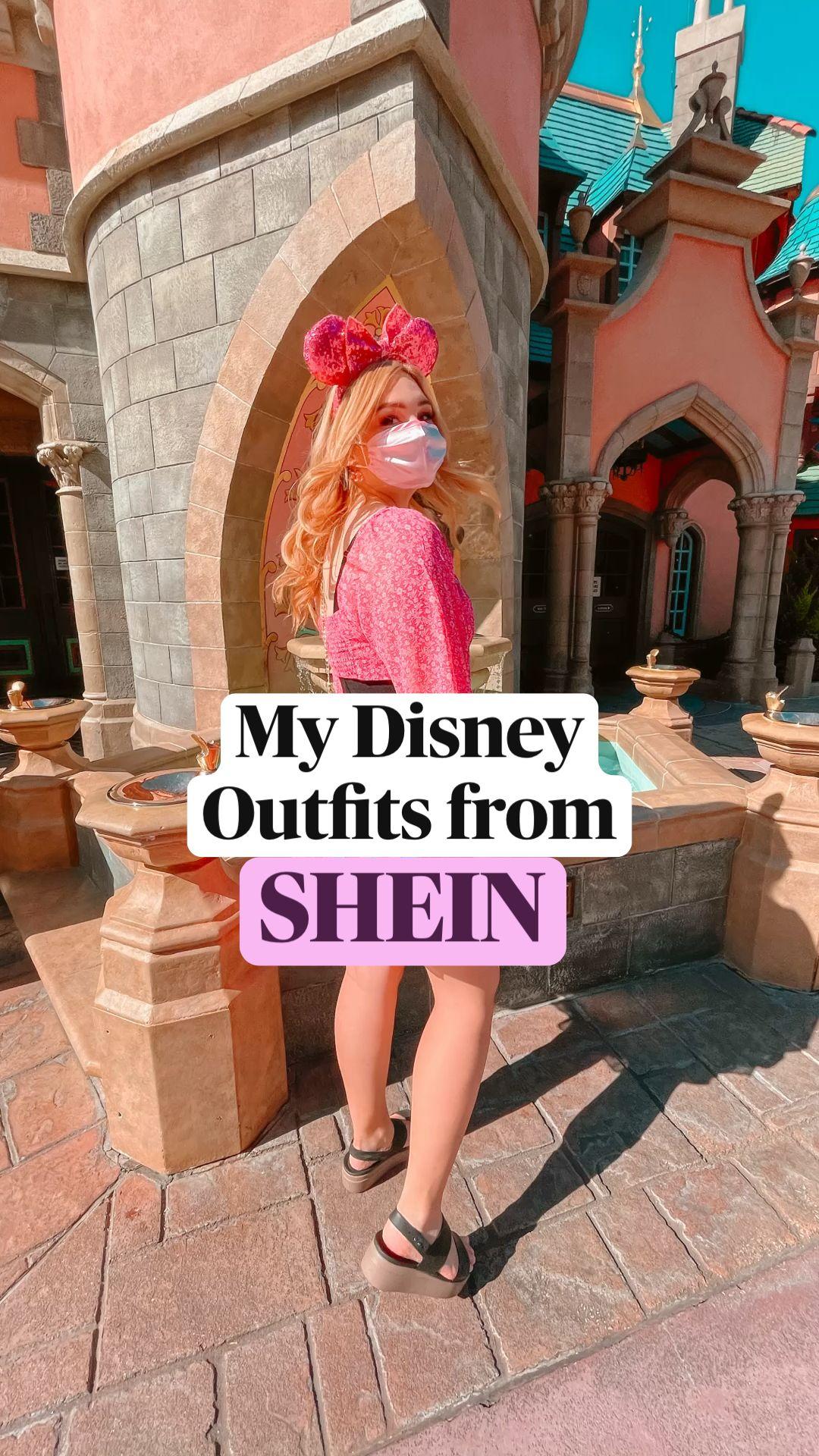 My Disney Outfits from SHEIN! - Disney style wdw fashion