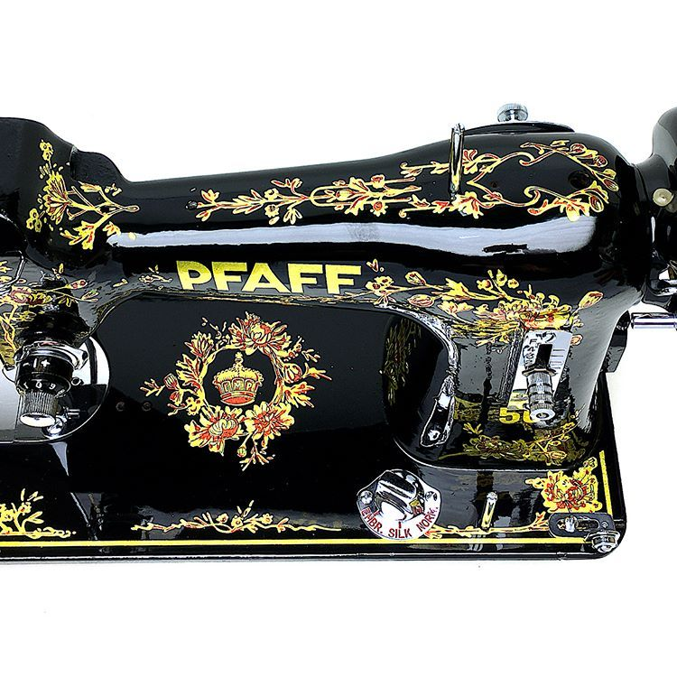 Here's An Also Very Rare Version Of PFAFF 50 With