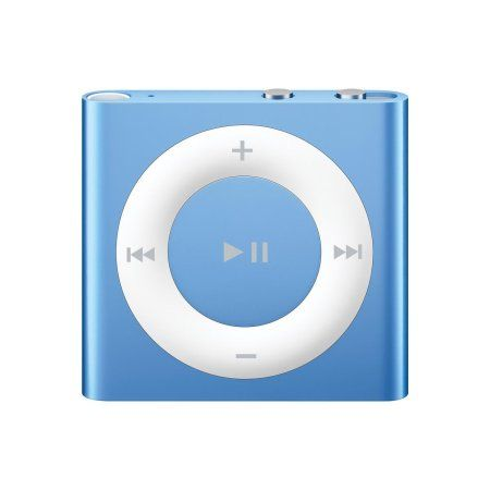 Refurbished Apple iPod Shuffle 2GB 4th Generation Rechargeable