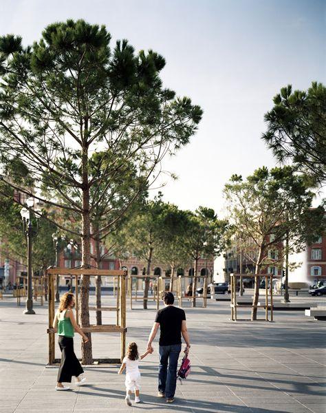 place masséna, jardin albert 1er Nice