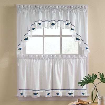 July 4th Deals Kitchen Curtains Give A Modern Look To Kitchen Cherry Kitchen Curtains Living Room Valance