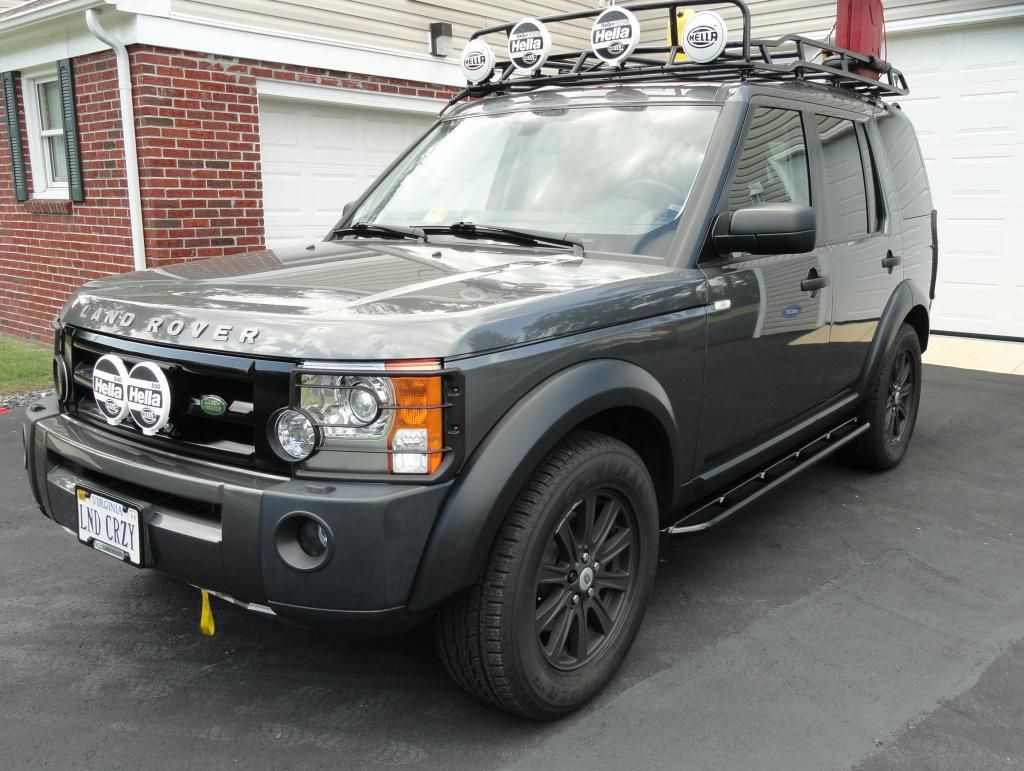 Nice tricked out lr4 land rover discoverydiscovery