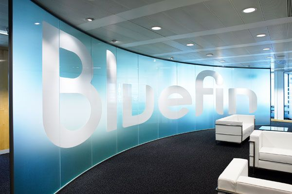 Office Interior Fit Out For Bluefin By Amh Workspace