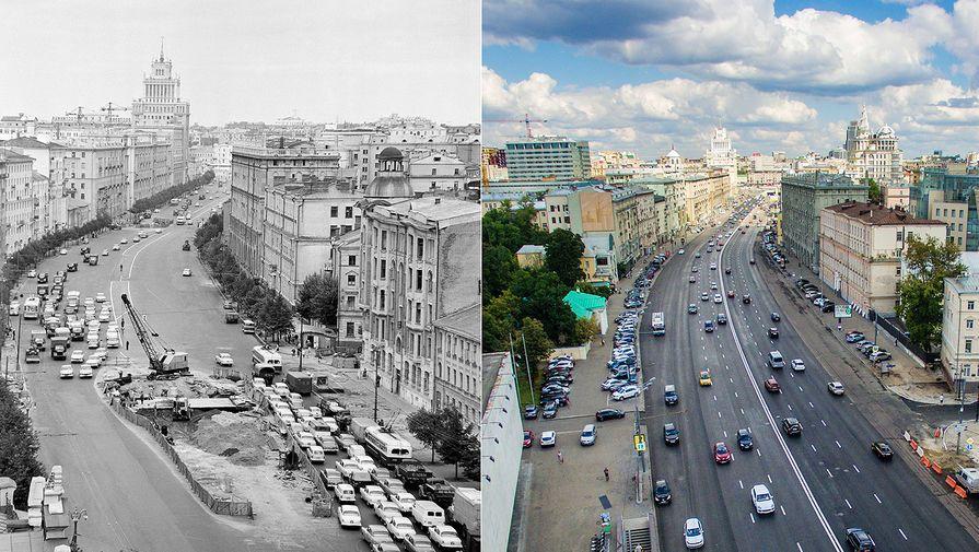 Фото: Москва сквозь время в 2020 г | Старые фото, Москва, Лето