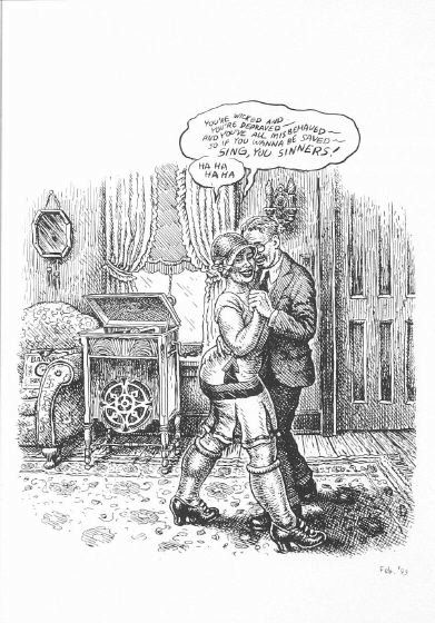 illustration 31 in the book the sweet side of r crumb