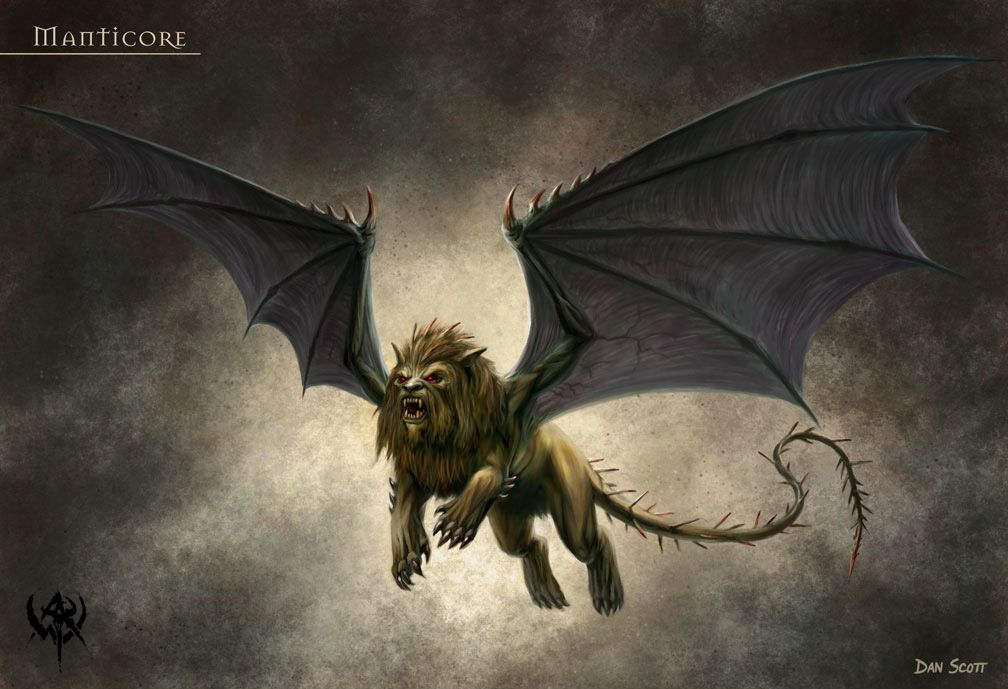 mythical creatures manticore google search fantasy island pinterest manticore egyptian. Black Bedroom Furniture Sets. Home Design Ideas