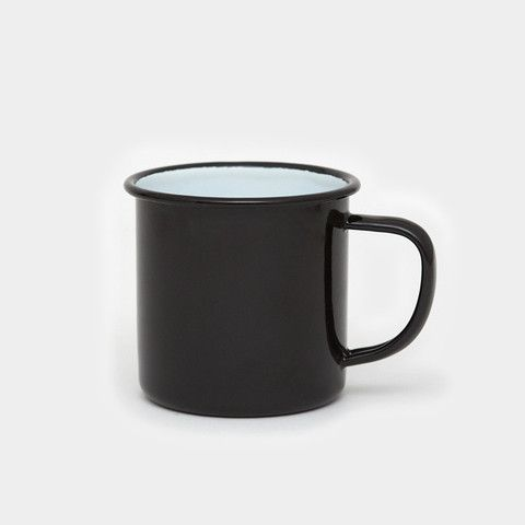 Falcon Enamelware Mug Coffee Mug by Falcon - Cool Material - 1