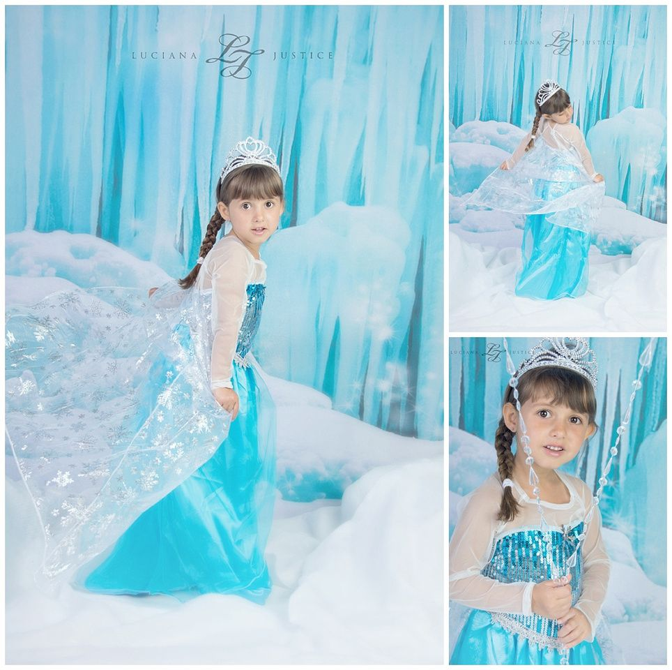 Frozen Photoshoot In Katy Tx Princess Elsa 2nd Birthday Pictures Kids Party Decorations Frozen Pictures