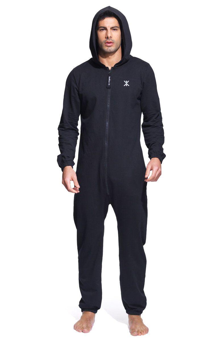 Original Onesie Black Jumpsuit Onepiece Us Black Onesie Jumpsuit Men Mens Coveralls [ 1200 x 760 Pixel ]