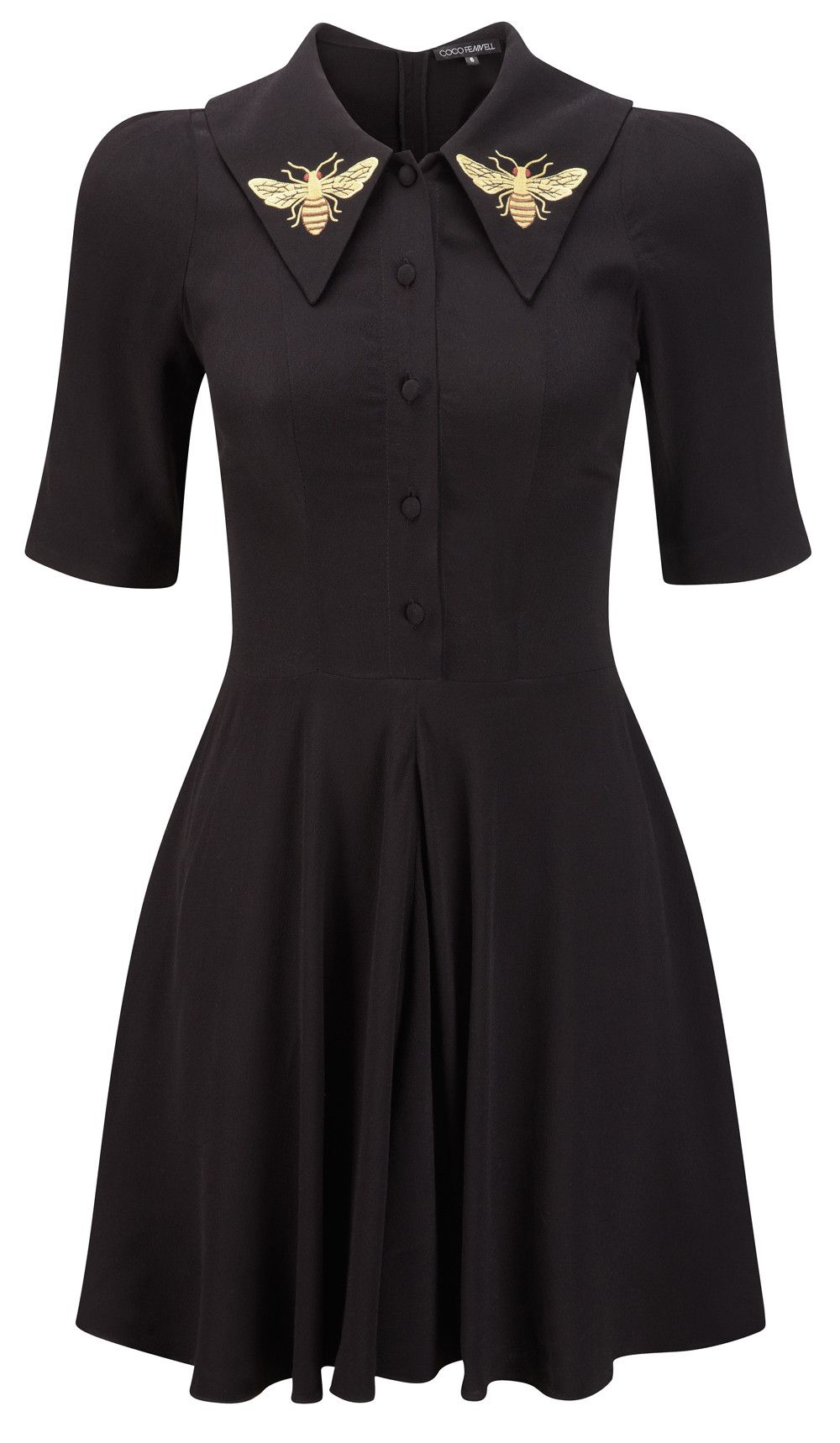 80d45ac5c06 Black Bee Dress