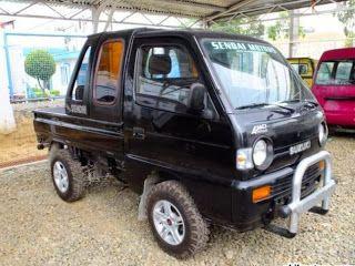 suzuki carry pick up modifikasi off road | ジープ, 自動車, 車 軽